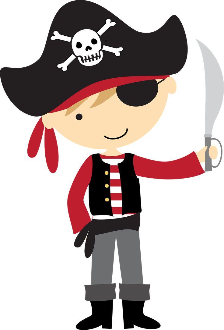 Pirata Cute - Minus | pirates | Pinterest - photo#47
