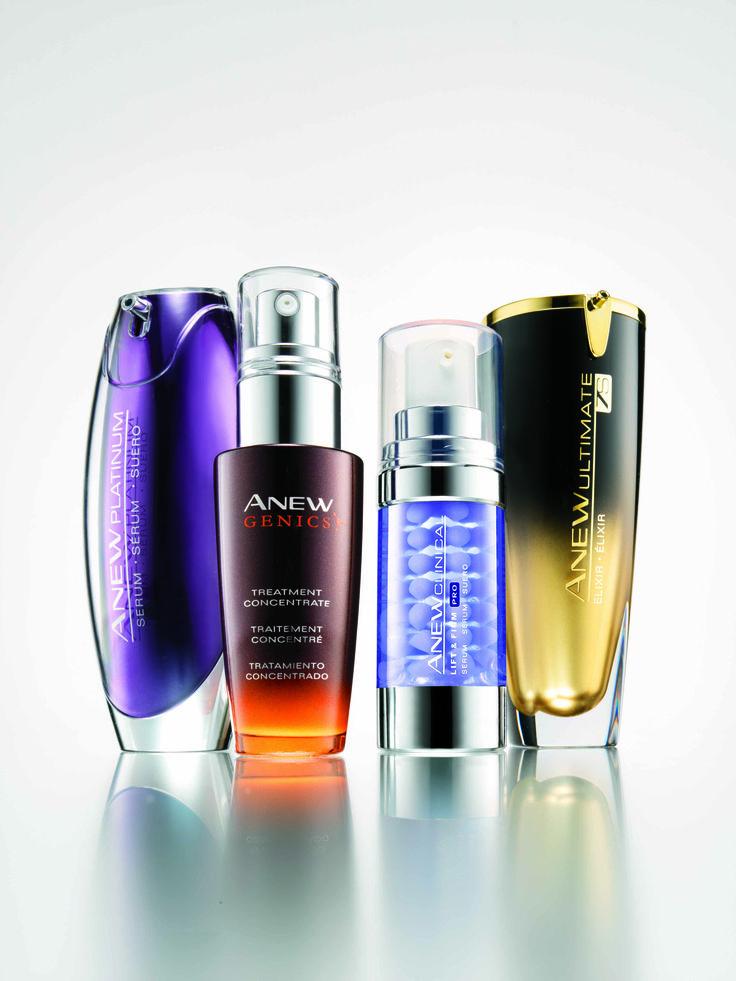 Avon products inc avon prima набор