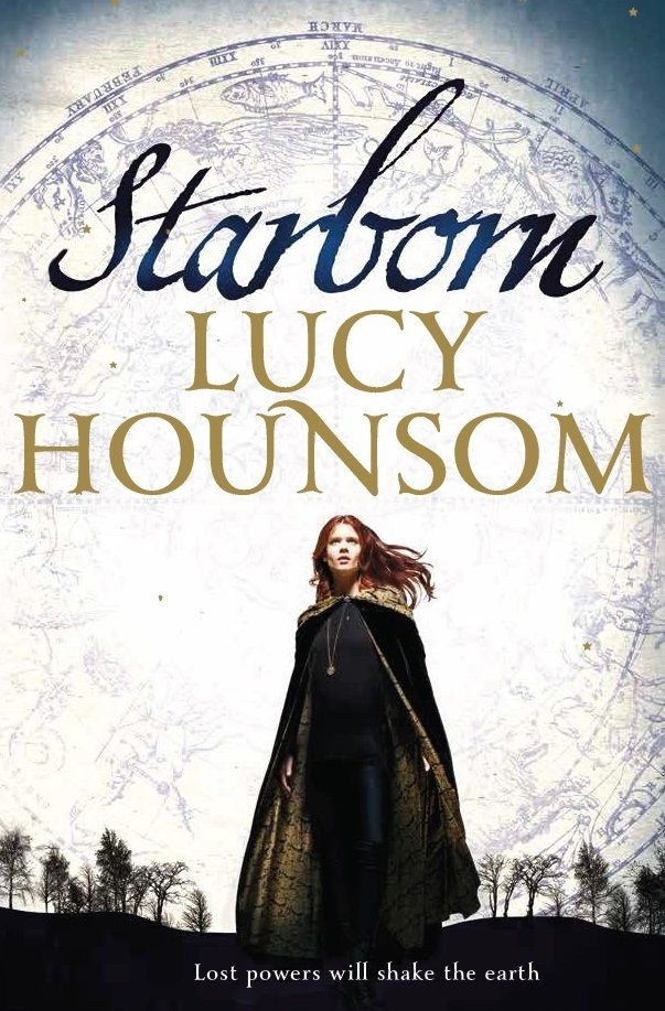 Lucy Hounsom interview fantasy geek, bookseller and newly