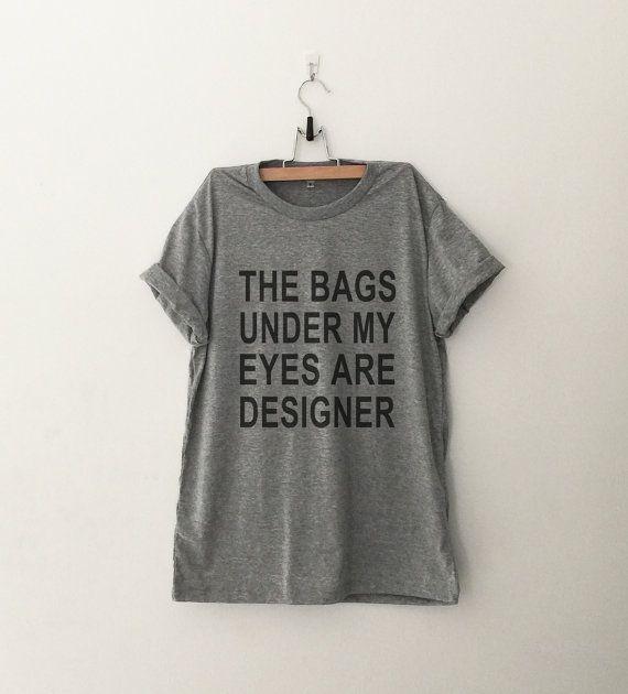 De wallen onder mijn ogen zijn ontwerper grappige door CozyGal