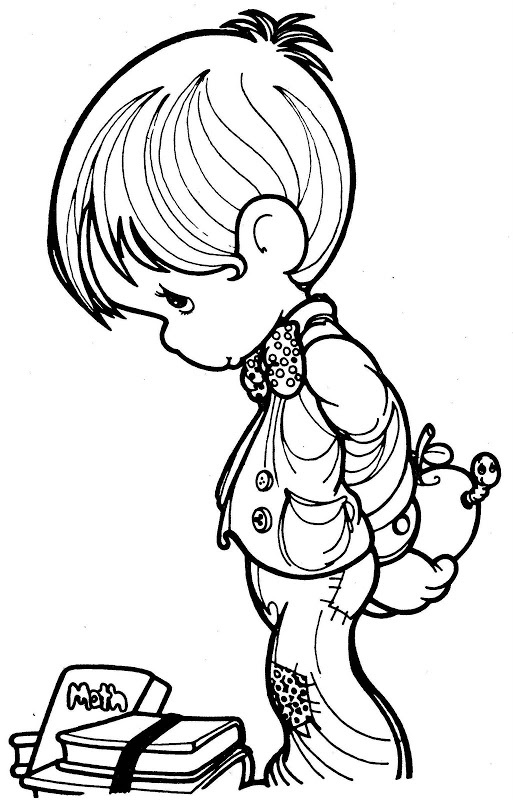coloring pages for september - photo#25