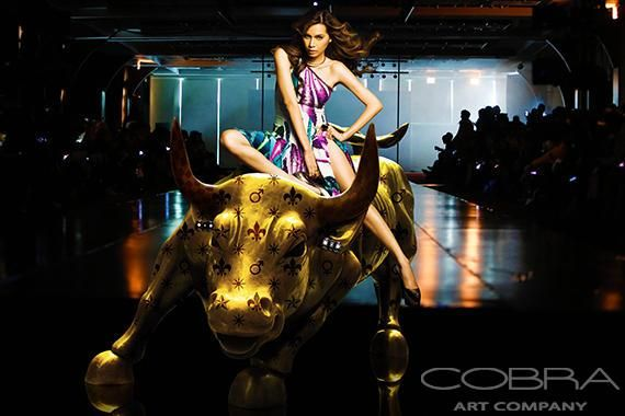 FASHION BULL Fashion and faces photography Cobra Art Company Photographic art on plexiglas