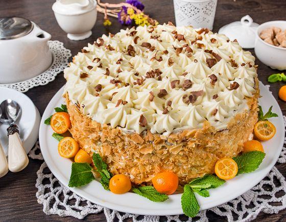 """Отдаю должок просившим рецепт этого торта со странным названием. Это самое название заставило моего внутреннего филолога пойти на этимологическое расследование – почему именно """"Молочная девочка""""? Оказывается, одна крупная корпорация производит в Германии сгущенку (которая входит в состав торта в довольно большом количестве) под названием """"Milchmädchen"""" – в дословном переводе –…"""