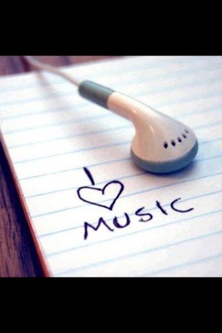 I ❤ music!