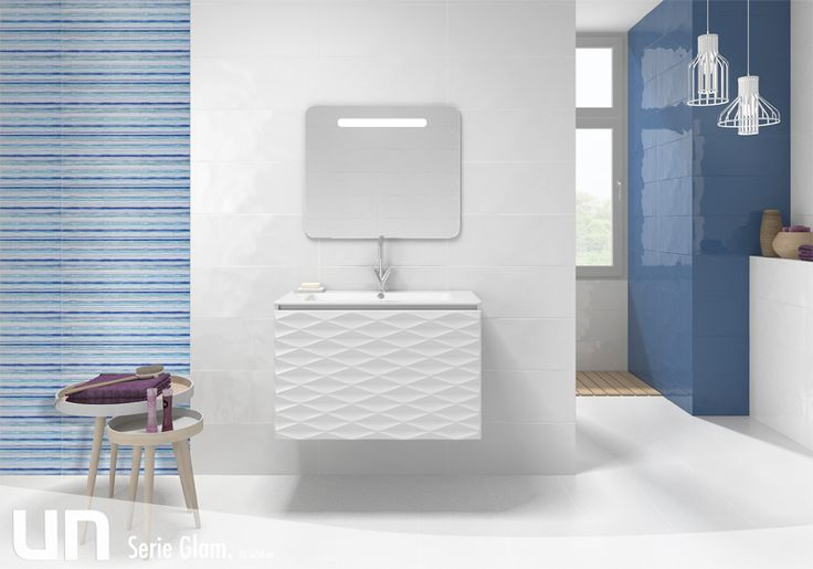 Design of home spaces, innovative ideas with ceramic tiles