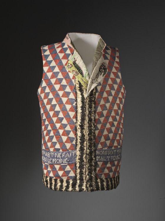 Man's Vest   LACMA Collections