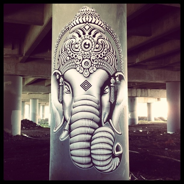 Ganesh but almost tooo many lines