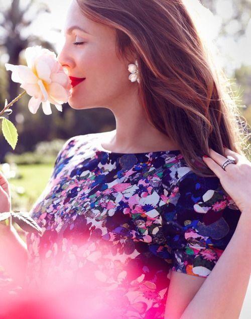 Drew Barrymore beauty
