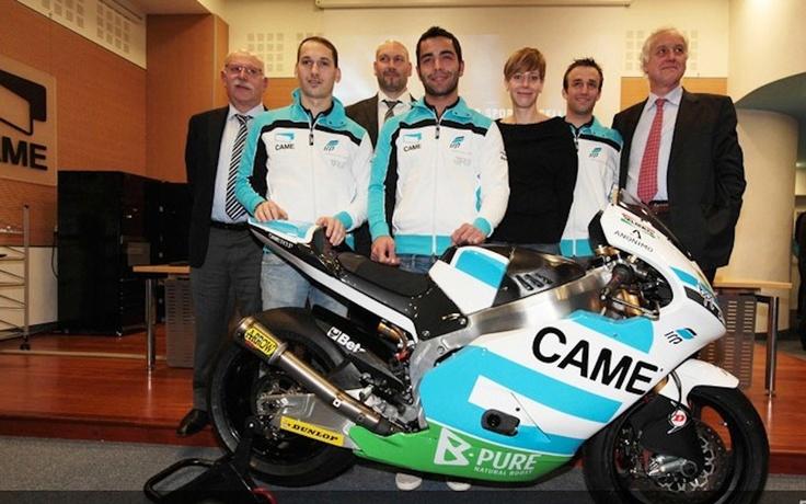 Came Ioda Racing présente son équipe CRT en Italie - Actualité - Moto Journal