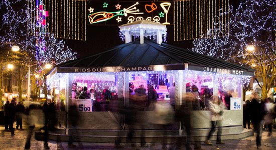 Reims Christmas Market 2016 : 45 mins from Paris by train.  The Good Life France