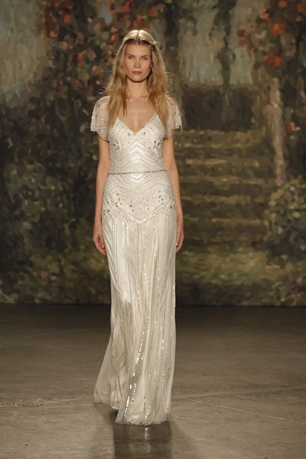 Jenny Packhamu0027s Enchanting Spring 2016 Bridal Collection