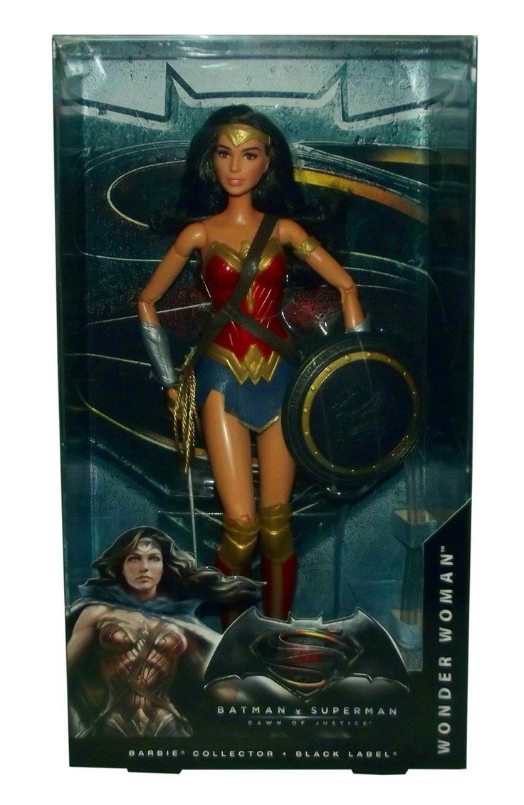 Doll review 2017 black label queen hippolyta doll face three - Dawn Of Justice Wonder Woman Barbie