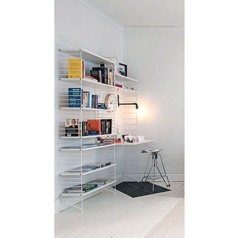 17 beste idee n over kast bureau op pinterest kast kantoor kast draaide kantoor en knutselhoek - String kantoor ...