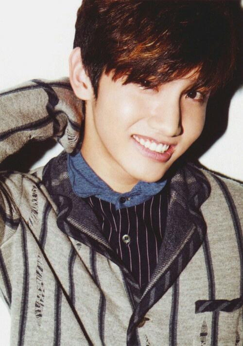 TVXQ Changmin. that smile.. gah!!