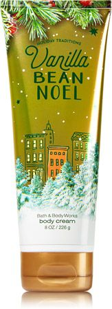Vanilla Bean Noel Ultra Shea Body Cream - Signature Collection - Bath & Body Works