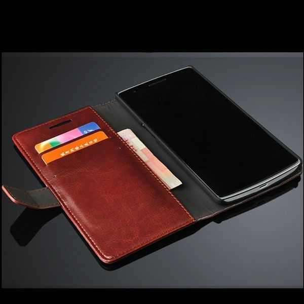 Flip Leather Case For Oneplus one  http://www.oppomart.com/oneplus-one-phone/flip-leather-case-with-card-slot-for-oneplus-one.html