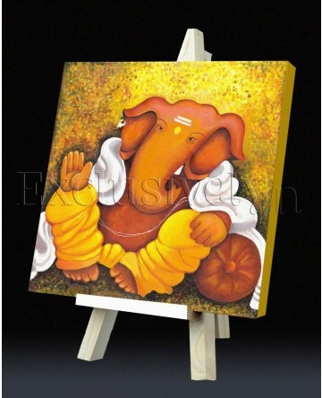 Limited Edition Ganesha Painting