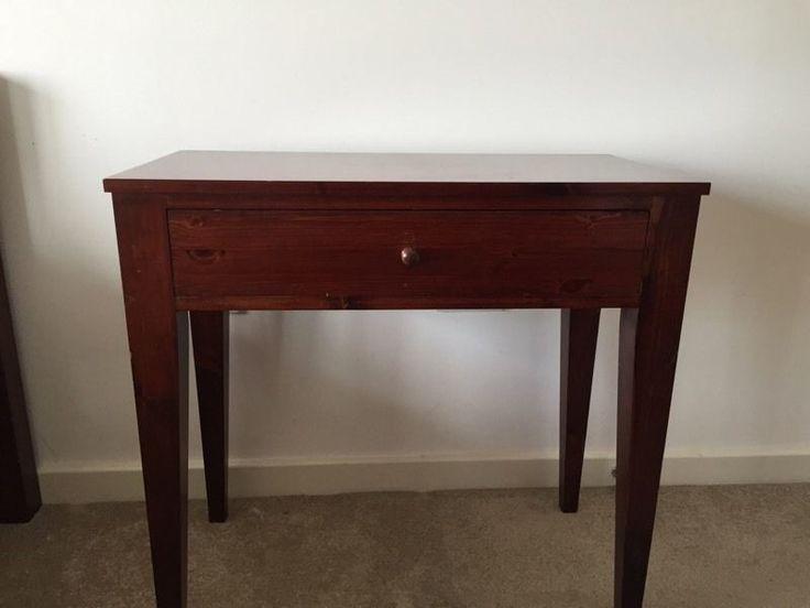 Handmade Warren Evans Dressing Table/Desk