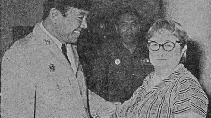 Perempuan Amerika yang Membela Bung Karno dan Perjuangan Kemerdekaan