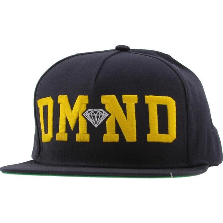 Diamond Supply Company DMND Snapback cap