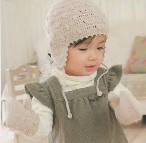 Детская шапочка с ушками. Обсуждение на LiveInternet - Российский Сервис…
