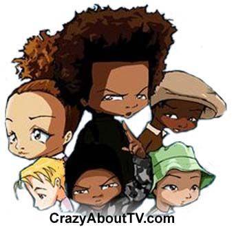The Boondocks Cast