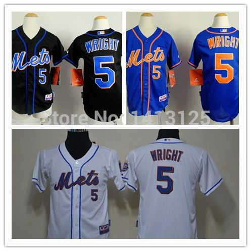 This is nice, check it out!   New York Mets Youths Jerseys #5 David Wright Baseball Jersey,Size S-XL,Accept Customized,Mixed Orders - US $26.00 http://sportsellworld.com/products/new-york-mets-youths-jerseys-5-david-wright-baseball-jerseysize-s-xlaccept-customizedmixed-orders/