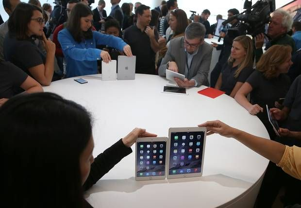 iPhone 6s launch date to also see launch of iPad Pro and new iPad Mini 4 - News - Gadgets and Tech - The Independent