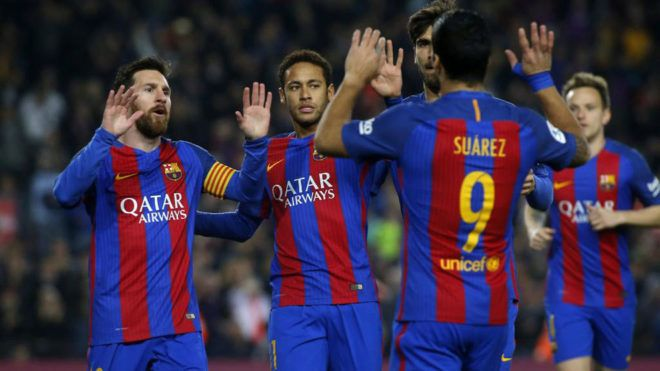 Barcelona Bisa Rebut Puncak Klasemen La Liga di Calderon