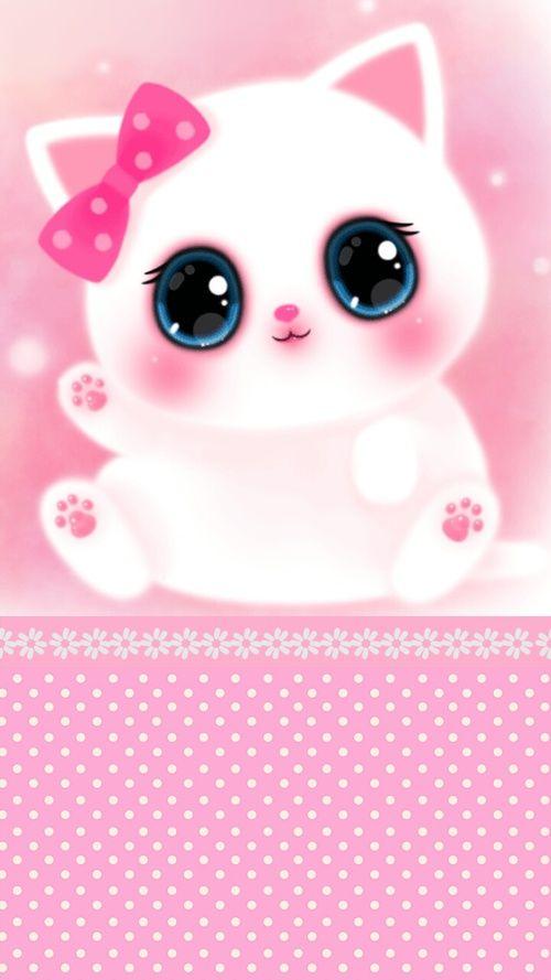 Imagen De Cat Wallpapers And Cute Cute Pinterest Wallpaper