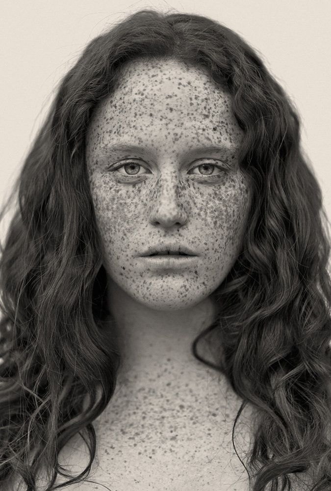 ho made freckles iconic - 675×1000