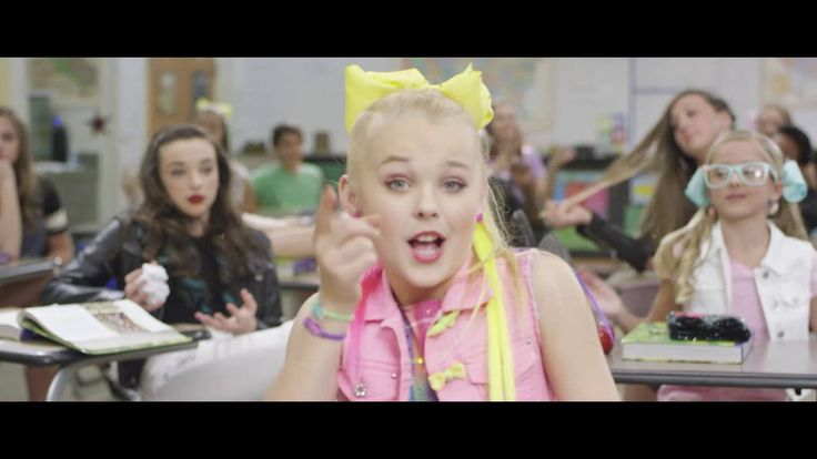 JoJo Siwa - BOOMERANG (Official Video) - great song about bullying. I like how she says not fight back so many people think it's okay to say or do mean things to bullies but that just makes you a bully
