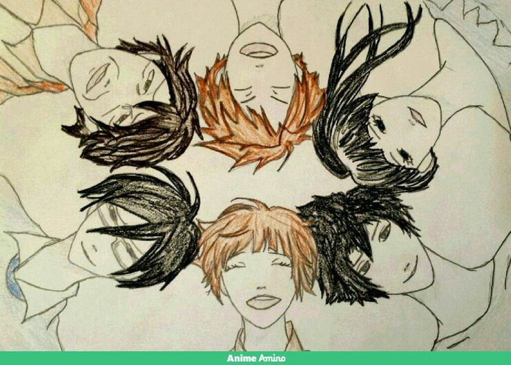 Psycho Pass(own drawing)
