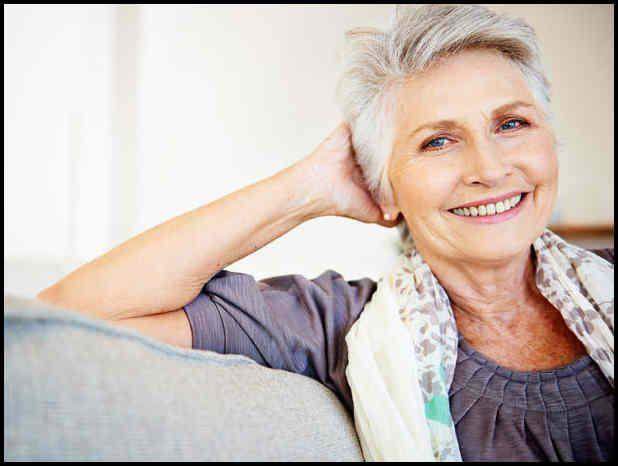 Graue Haare: So sehen sie auch ohne Färben richtig gut aus