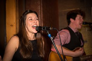 Gem and John Calico Live music band queenstown - Event band #queenstown  #weddingmusic  #weddingbandqueenstown