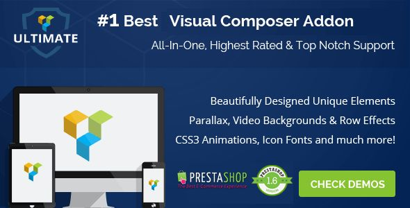 Download Free              Ultimate Addons for  Prestashop Visual Composer            #               flip box #font awesome #font icons #icon list #icon manager #info box #info list #Logos Interactive Banner #milestone counter #modal #popup #stats counter #vc addons #visual composer