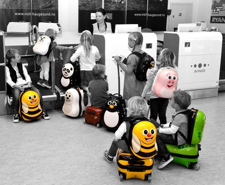 Quelle valise enfant pour votre petit voyageur? Comment choisir ce bagage pour votre enfant entre valise souple, valise porteur ou rigide... parmi les meilleurs marques d'accessoire de voyage pour enfant