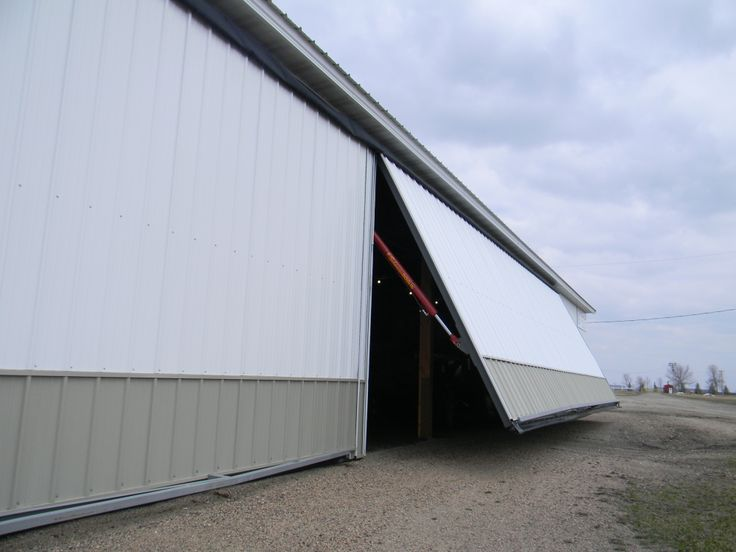 33.1 Only Schweiss Hydraulic doors are manufactured with spherical bearings located at each end of the & 10 best 33 Schweiss Hydraulic Doors images on Pinterest   Carriage ...