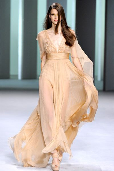 elie saabDesign Collection, Design Dresses, Dresses Fashion, Fashion Design, Ellie Will Be, Gowns, Spring Summer, Elie Saab Spring, Haute Couture