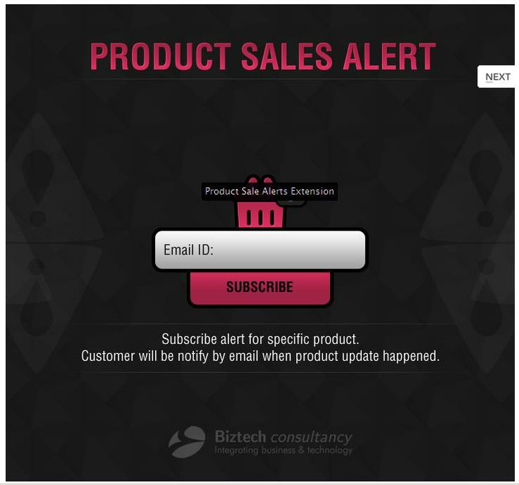 Automatically notify your subscribed customers via email when you provide discount or sale for their selected products by Product Sale Alerts  Extension.