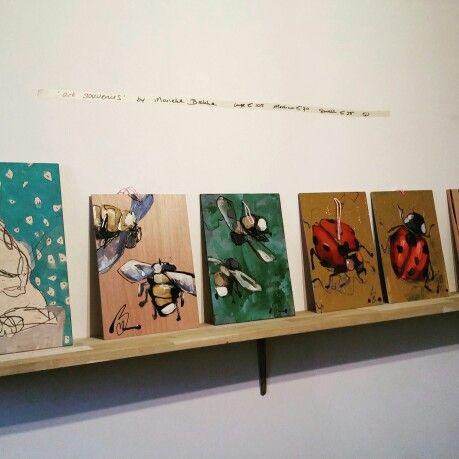 Art souvenirs by marieke bekke | www.irok.nl