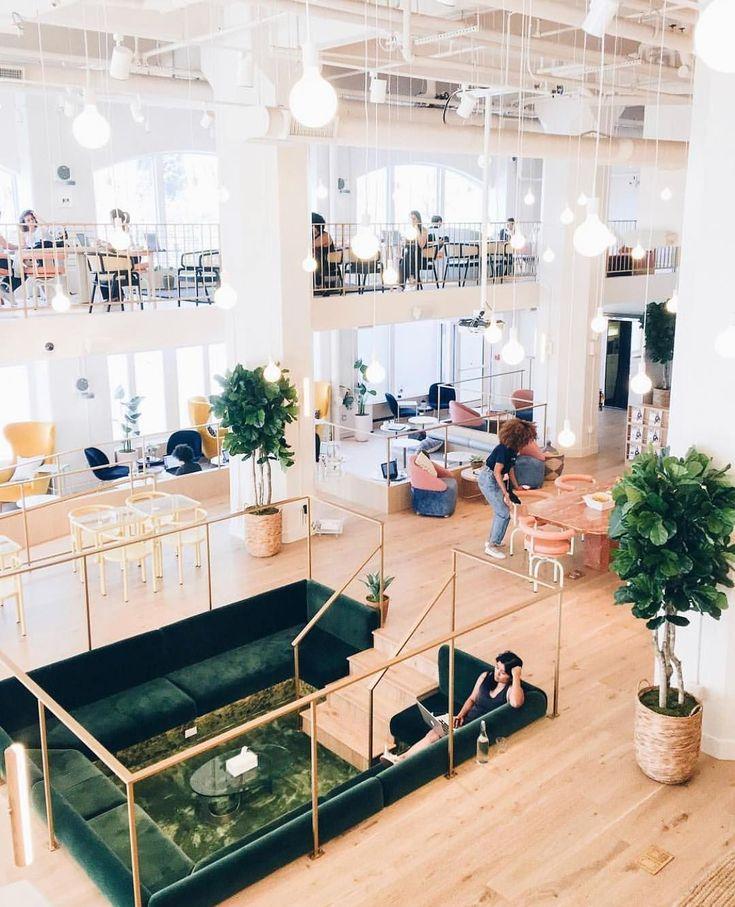 Dimare Design Cruelty Free Sustainable Vegan Interior Design Coworking Space Design Community Space Design Office Space Design