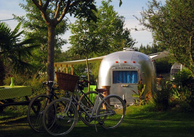 BelRepayre Airstream & Retro Trailer Park, Midi-pyrénées