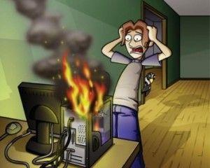 Ελέγξτε την θερμοκρασία του υπολογιστή σας με το SpeedFan http://pcplusplus.gr/index.php/advanced-stuff/freeware/189-speedfan