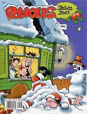 """""""Pondus Julehefte 2003"""" av Frode Øverli"""
