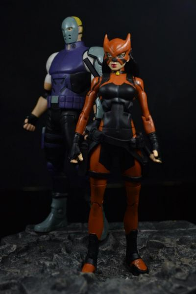 Young Justice Invasion Tigress a.K.a. Artemis (Young Justice) Custom Action Figure