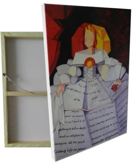 Canvas Artwork - canvas prints available - choose you size