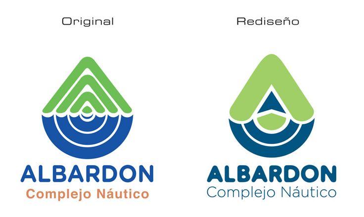 El logo de 1982 junto al nuevo diseño realizado por e-moebius.com