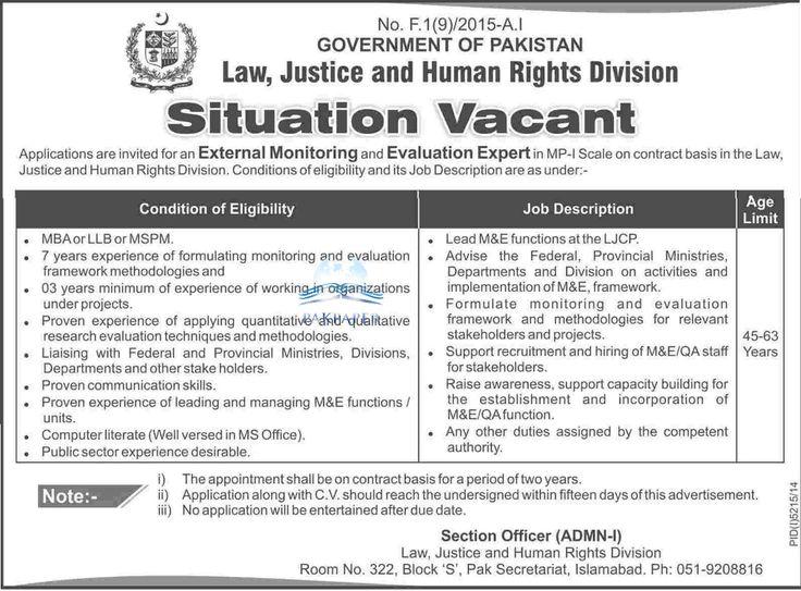 Public Sector Organization Po Box  Islamabad  PakjobU