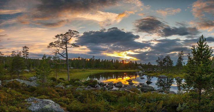 Töfsingdalens bästa plats. #grövelsjön #sweden #ig_sweden #dalarna